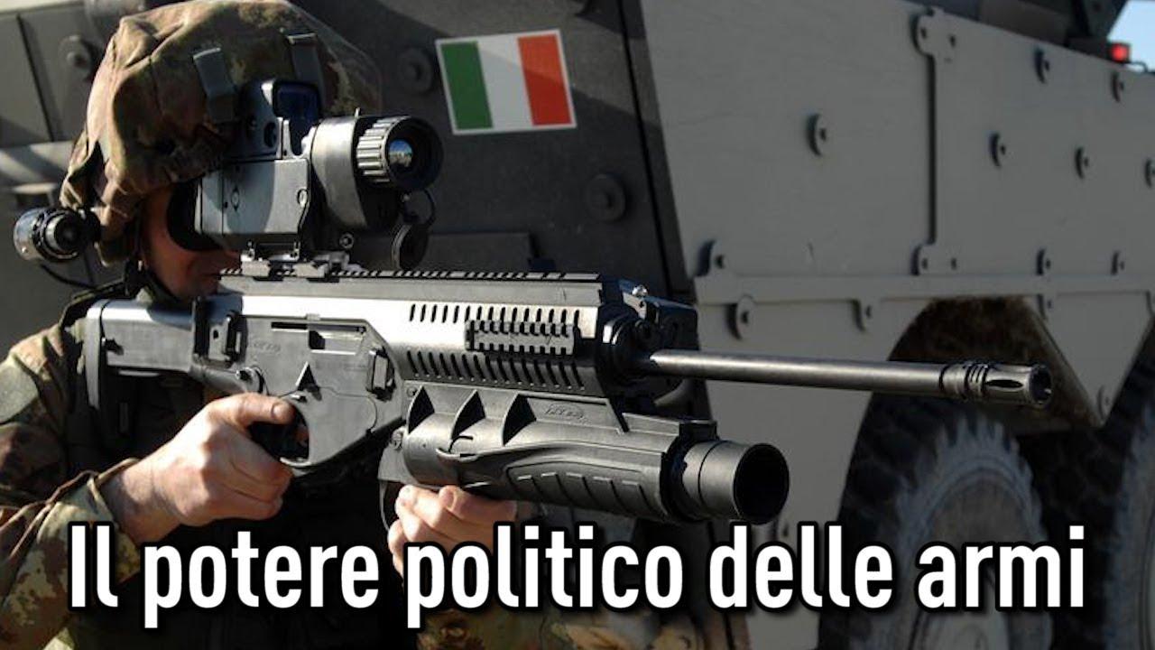 L'Arte della Guerra - Il potere politico delle armi (EN/PT/FR/SP/DE)
