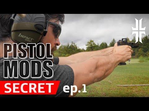 Pistol Mods: TRADE SECRET