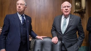 Leahy Presses Gorsuch on 'Muslim Ban'