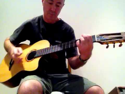 Pagdating ng panahon acoustic instrumental guitar