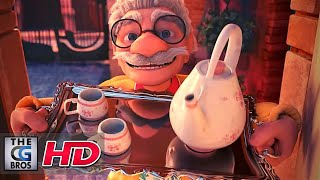 """CGI 3D Animated Short: """"The Courtyard"""" - by ESMA 