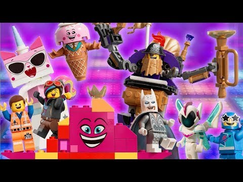 The Lego Movie 2 Videogame -  how to defeat the final invader for PC  