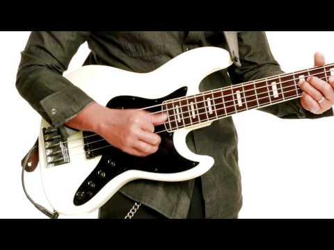 "NEW ORLEANS FUNK - AGUILAR ARTIST TED ""BLYSS"" GOULD /// BassTheWorld.com"