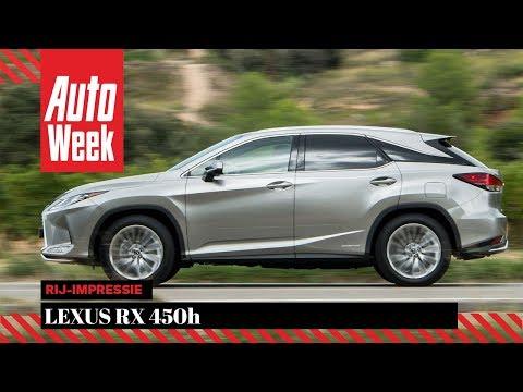 Lexus RX 450h - AutoWeek Review - English subtitles