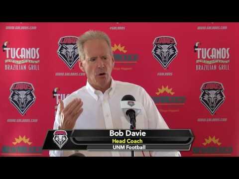 10.11.16 Bob Davie Press Luncheon