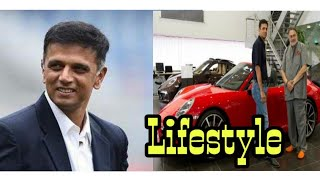 Rahul Dravid Lifestyle 2020 | Net Worth | Cars | House | Family | LUXURY LIFESTYLE