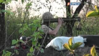 Інтенсивний бій у Маріїнці 14-ї омбр || Intensive battle in Mariinka 14 Brigade