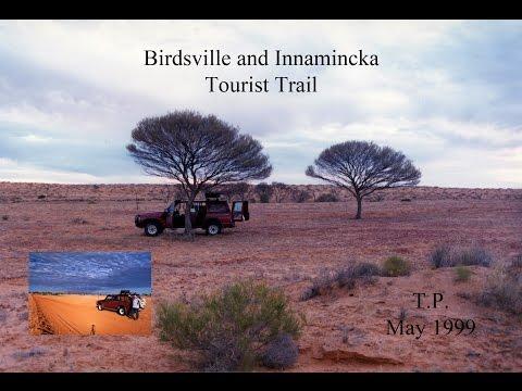 Birdsville and Innamincka Tourist Trail