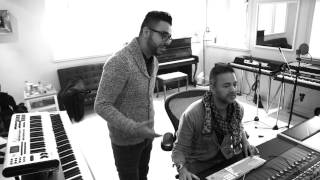 "RedOne & Chawki - In the Studio ""Stockholm"" (Ana Bahwak Teaser) 