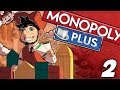 The Most DANGEROUS Monopoly On The Board! (Monopoly Plus - Part 2)