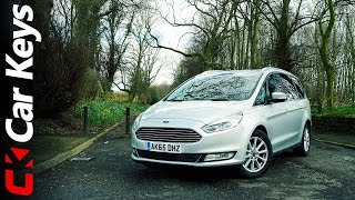 Ford Galaxy 2016 review - Car Keys(Read the full review of the Ford Galaxy: ..., 2016-04-06T09:49:55.000Z)