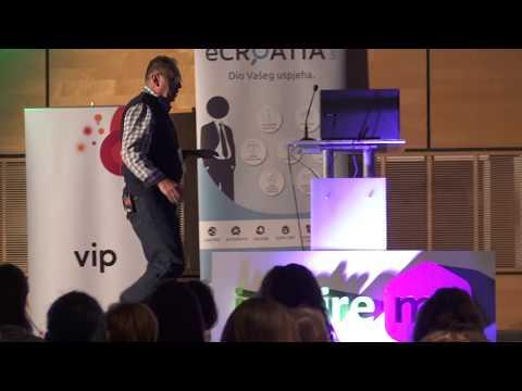 Davor Pavuna l Ljubav kao inspiracija kroz život l Inspire Me konferencija