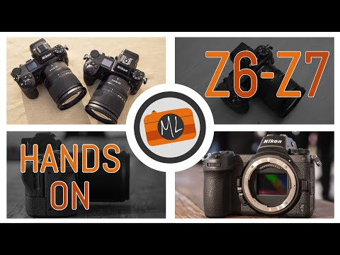 Nikon Z6 And Z7 First Impressions Review
