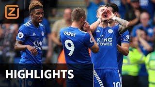 Samenvatting | Leicester City - Wolverhampton Wanderers | 18/08/2018