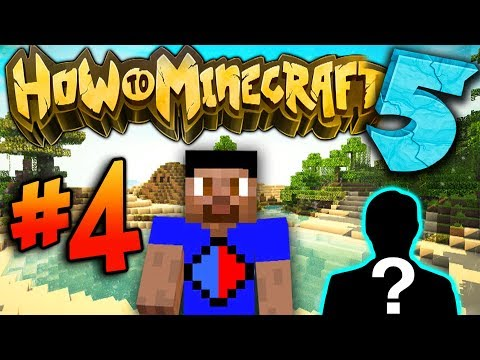 A NEW ARRIVAL! - How To Minecraft S5 #4