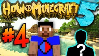 A NEW ARRIVAL! - How To Minecraft S5 #4 thumbnail