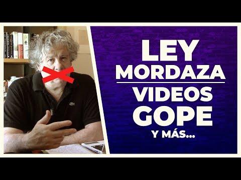 Ley mordaza en chile pone en peligro la libertad de expresión por Fernando Villegas