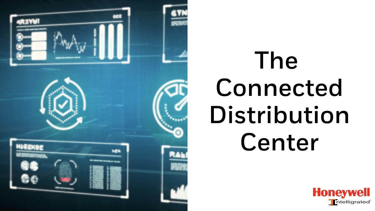 The Connected Distribution Center | Honeywell Intelligrated