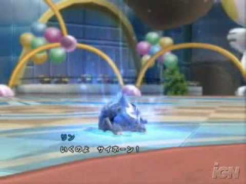 Pokemon Battle Revolution Wii Youtube