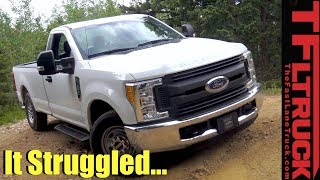 You'll Be Surprised How This Ford Performed