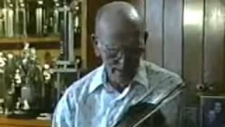 David Holt Interview: Benton Flippen Fiddle Style