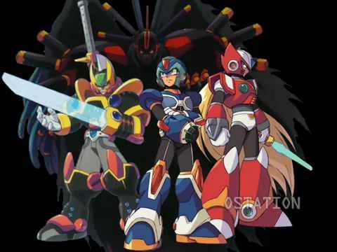 Megaman X: Command Mission Land Of Oblivion