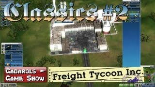 Classics Freight Tycoon #2 Der LKW Logistik und Wirtschaftssimulator deutsch HD Let