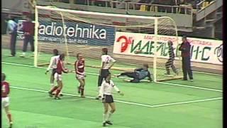 1988 04 08  Обзор матча 5 го тура Спартак   Шахтёр Программа ВРЕМЯ