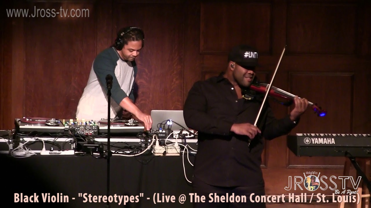 James Ross @ Black Violin -