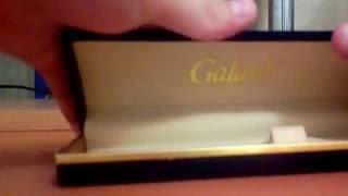 Обзор подарочной ручки