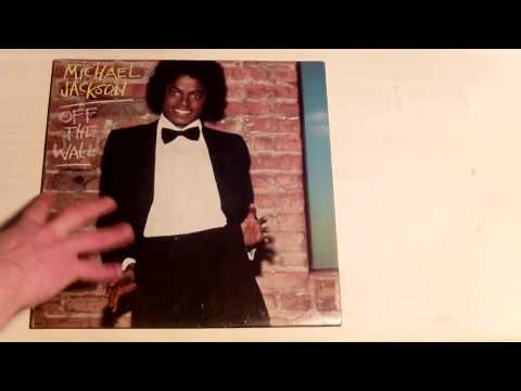 Michael Jackson REVIEW: Off The Wall (Vinyl Album 1979)