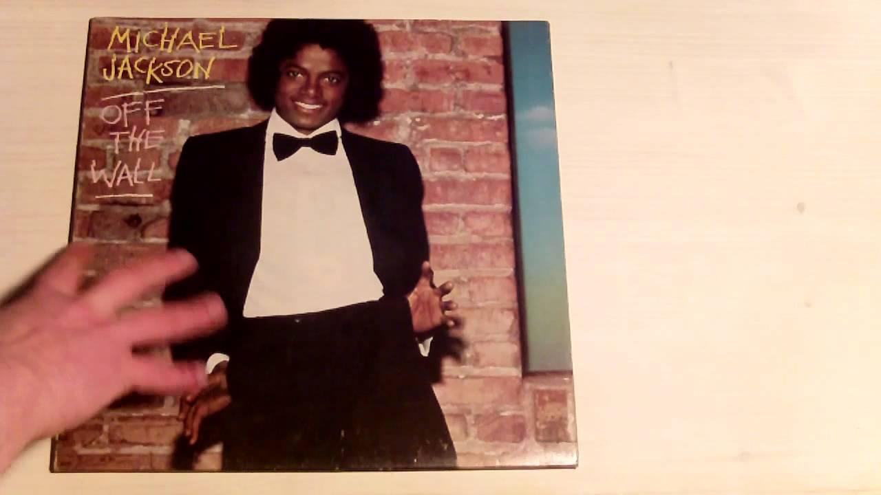 Michael Jackson Review Off The Wall Vinyl Album 1979