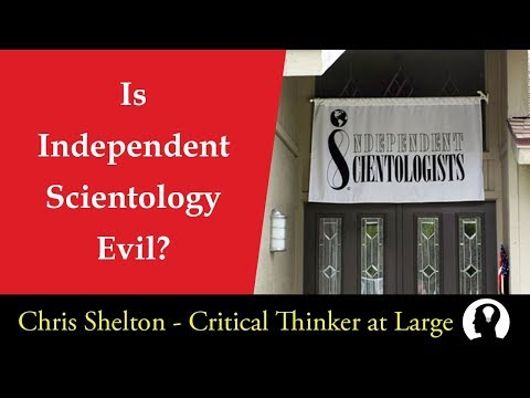 Let's Chat about Independent Scientology ft. Aaron Smith Levin