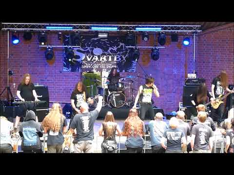 SVARTBY - Live Barth/Germany 2017 BMOA