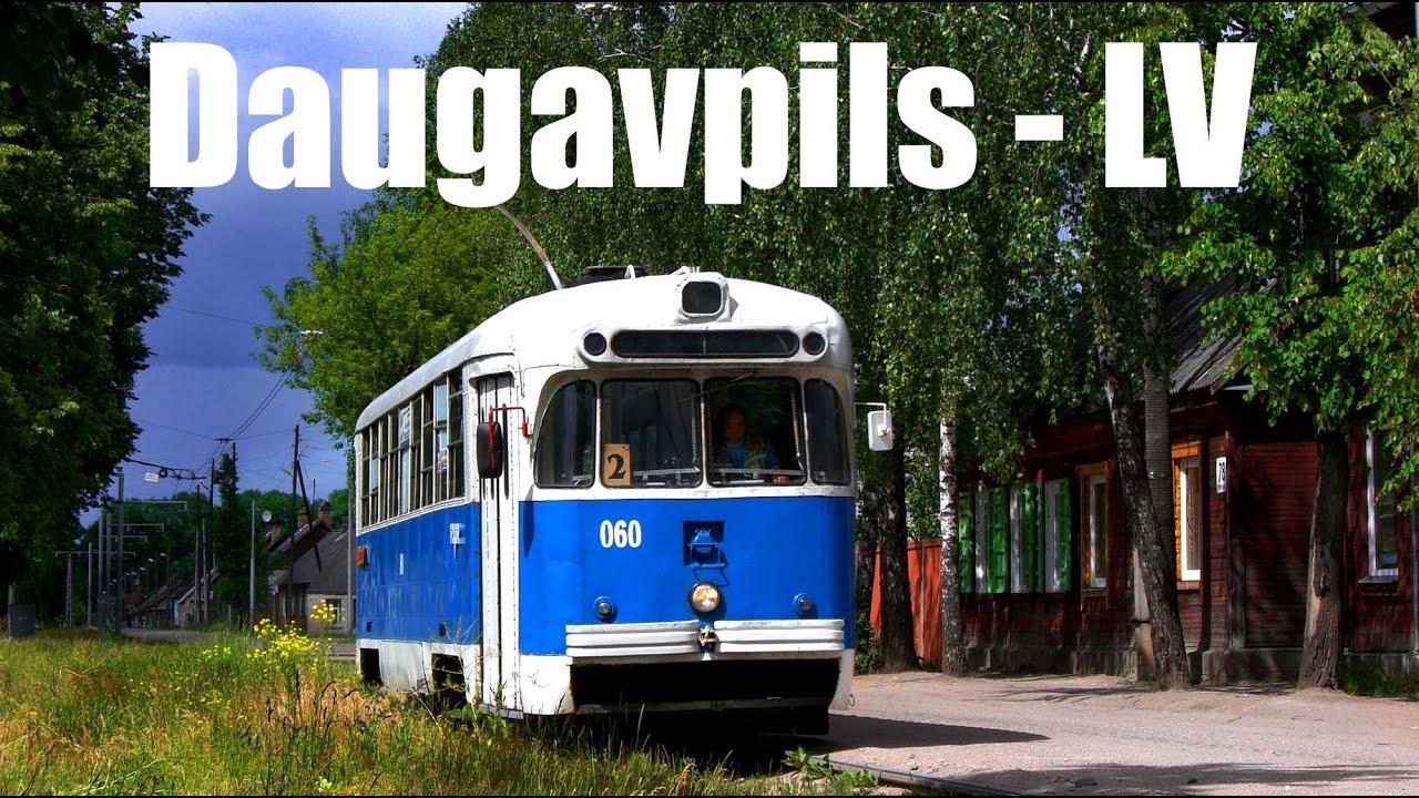 DAUGAVPILS TRAM (2008)