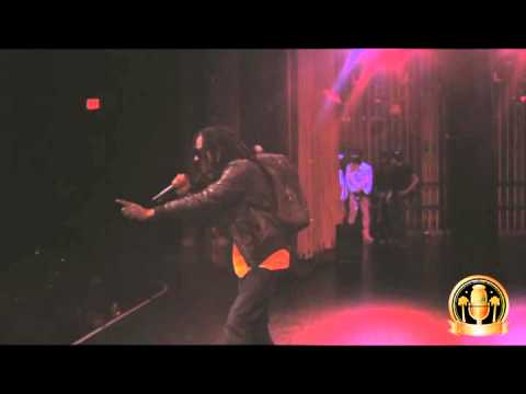 Liberian Star Shadow Perform Tricky Papay at 2014 Liberia Music Awards