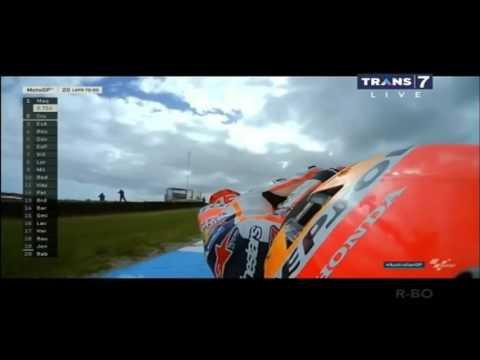 Full Race Moto GP Phillip Island Australia 2016 HD