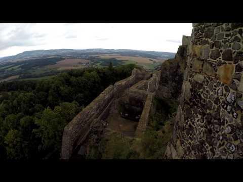 EuroFurTravel'14: Day 16. Hradec Králové, Castle Kost, Castle Trosky