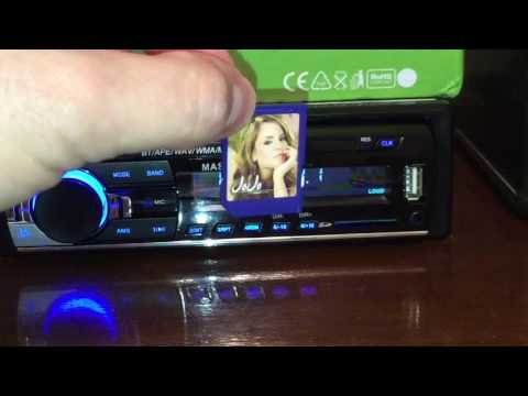 Review: Car MP3/SD/FM Stereo Radio Masione