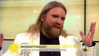 Rickard Söderberg: Jag blir ALDRIG jul-utmattat! - Nyhetsmorgon (TV4)