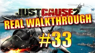 Just Cause 2 Walkthrough - Part 33 - Three Kings Agency Mission (The Easy Way)