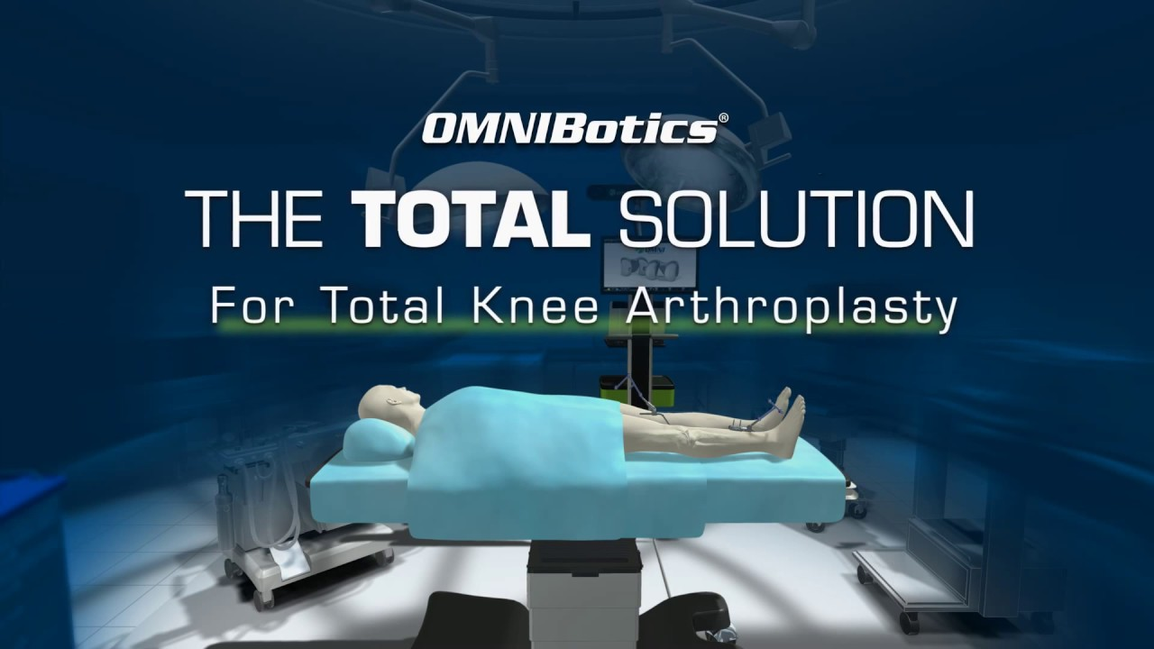 Doctors Hospital brings robotic-assisted knee replacement