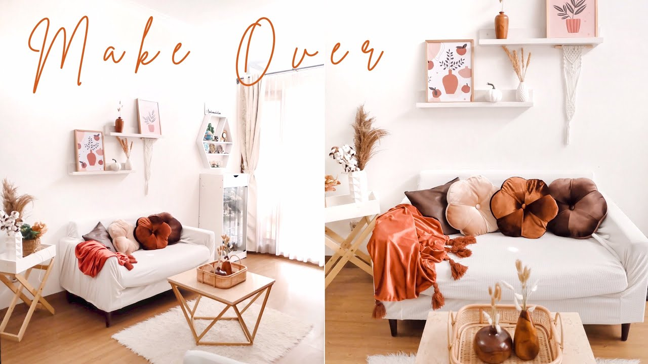 Make Over Living Room - Redecorate - #RoomTour