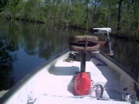 A Saturday on Brices Creek