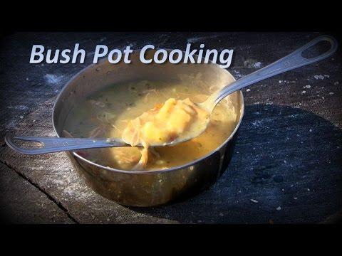 Bushpot Chicken and Dumplings