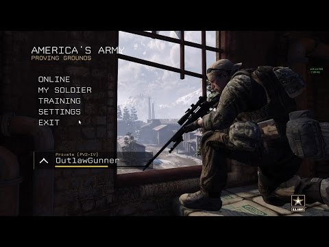 America's Army Proving Grounds- Bridge Assault