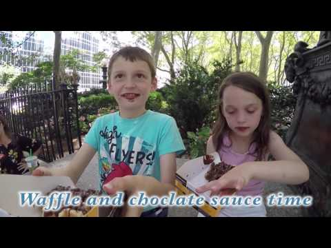 USA Holiday - August 2016 - Part 4 New York