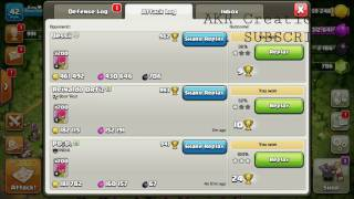 Clash of clans less expansive n amazing loot strategy