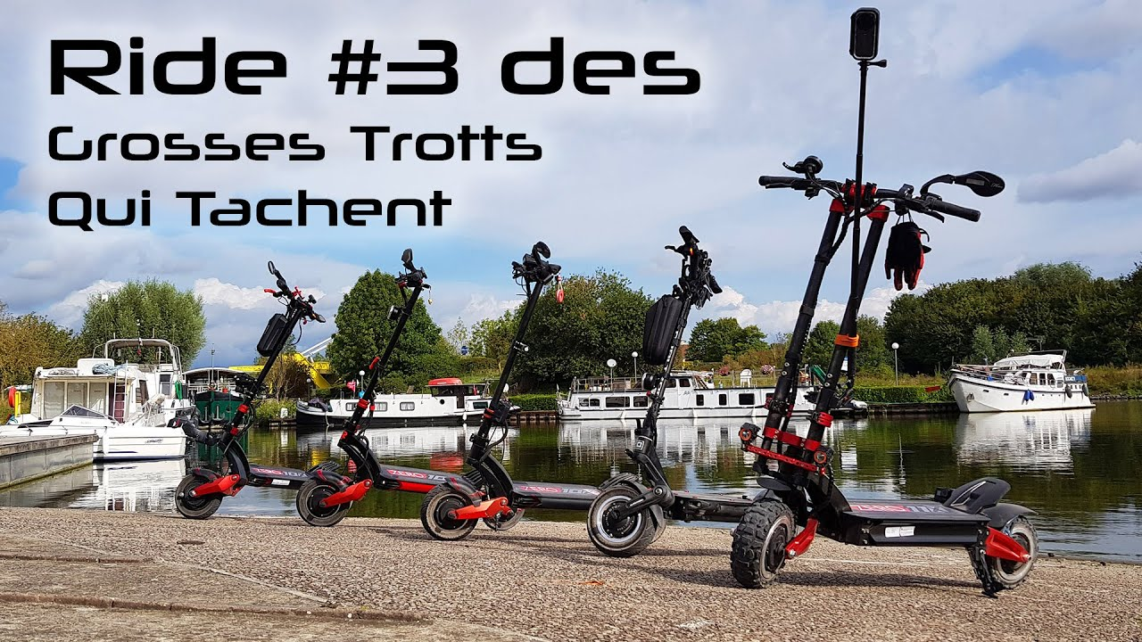 Trottinette Voltek V6 Avis