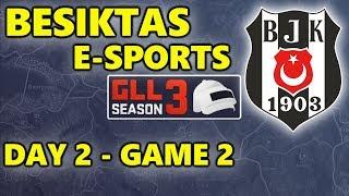 PUBG - GLL TOURNAMENT Season 3 - BESIKTAS E-SPORTS - Day 2 - Game 2